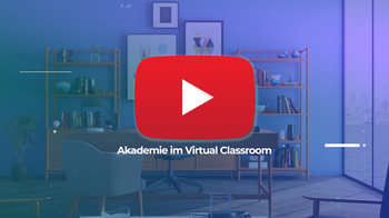 Link zum Youtube Video Akademie Virtual Classroom